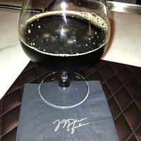 Photo taken at Michael Jordan's Steak House Chicago by Brian M. on 7/22/2013