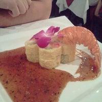 Photo taken at Tokyo Sushi Bar by eva d. on 10/14/2012