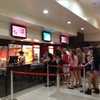 Photo taken at GNC Cinemas by Bruno O. on 10/13/2012