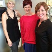 Photo taken at Dearinger Hair Salon by Mark D. on 12/7/2014
