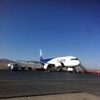 Photo taken at Aeropuerto El Loa (CJC) by Iphin on 1/15/2013