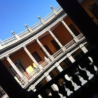 Photo taken at Museo Nacional de San Carlos by Señor G. on 11/18/2012