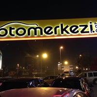 Photo taken at otomerkezi by Muhammed Ali K. on 11/9/2014