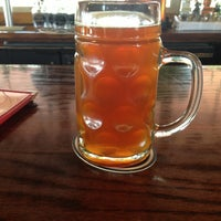 Photo taken at Arbor Brewing Company Microbrewery by Tom C. on 7/4/2013