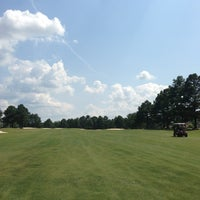 Photo taken at Carolina Trace Country Club by Jim on 6/16/2013