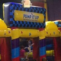 Photo taken at Pump It Up by Brett M. on 3/5/2014