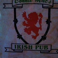 Photo taken at Connie Mac's Irish Pub by Brett M. on 3/9/2013