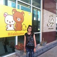 Photo taken at Soken Electronics (Thailand) co., ltd (บริษัท โซเคน อิเล็กทรอนิคส์ (ประเทศไทย) จำกัด) by Siralai B. on 5/6/2013