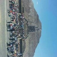 Foto tomada en Piramide del Sol por Huascar B. el 3/20/2017
