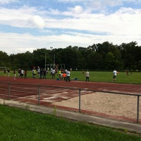 Photo taken at HTC Stuttgarter Kickers e. V. by Matt on 8/31/2013