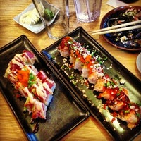Photo taken at Mikuni by NicciBobby on 5/26/2013