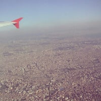 Photo taken at Gaziantep Airport (GZT) by Muhammed K. on 11/11/2013