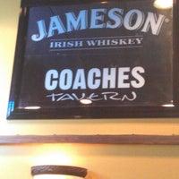 Photo taken at Coaches Tavern by Thomas W. on 2/27/2013