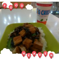 Photo taken at Cafeteria Verde Galleria by Roselyn S. on 4/25/2014