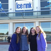Photo taken at Columbus Ice Rink by Clint C. on 11/9/2014