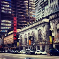 Photo taken at Goodman Theatre by Claire L. on 10/28/2012