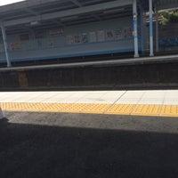 Photo taken at 月見山駅(Tsukimiyama Sta.)(SY04) by Koo K. on 3/24/2016