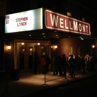 Photo taken at Wellmont Theatre by EZ on 2/23/2013