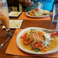Photo taken at Mango Thai Cuisine by Natalia E. on 6/10/2016