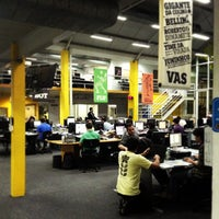 Photo taken at Jornal Lance! Rio by Amure S. on 6/4/2013