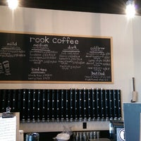 Photo taken at Rook Coffee by Remy O. on 5/27/2014