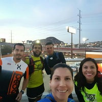 Photo taken at run42 by Conchis T. on 2/25/2016
