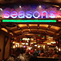 Photo taken at Seasons Live Action Buffet by LeVan G. on 10/2/2012