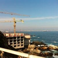 Photo taken at Puente Los Piqueros by Carolina S. on 4/5/2013