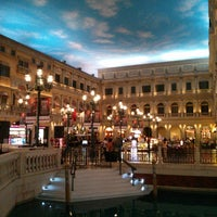 Photo taken at The Venetian Macao by Vincent K. on 6/5/2013