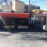 Photo taken at Carnitas Villanueva by José Antonio R. on 2/2/2014