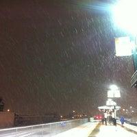 Photo taken at UTA FrontRunner Murray Station by Cody B. on 1/12/2013