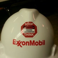 Photo taken at Exxon mobil katy gas plant by Ray S. on 12/20/2013