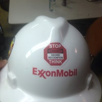 Photo taken at Exxon mobil katy gas plant by Ray S. on 4/26/2014