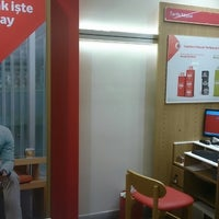 Photo taken at Bilgin Ticaret Vodafone Cep Merkezi by Ahmetcan B. on 2/18/2014