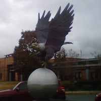 Photo taken at Blackmon Road Middle School by Damiso A. on 2/25/2013
