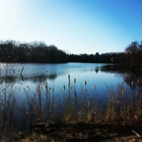 Photo taken at Dutchess Rail Trail by Kathleen M. on 4/18/2013