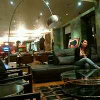 Photo taken at Caesar Business (future Mercure) Hotel by David A. on 3/2/2013