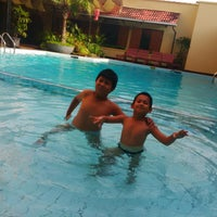 Photo taken at Hotel Regent's Park Malang by Nikita N. on 10/28/2013