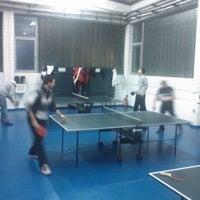 Photo taken at Info Biro Sport Center by Goko S. on 11/1/2012