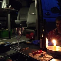 Photo taken at Chipping Norton Camping and Caravanning Club by Andy S. on 8/8/2014