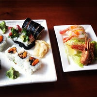 Photo taken at Sushi Zone by John Q. on 5/24/2013