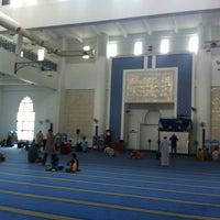 Photo taken at Masjid UNITEN by Fadzil J. on 3/10/2013