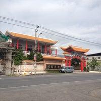 Photo taken at สถานปฎิบัติธรรมเต๋อจี้กง by Sarawut S. on 6/24/2014