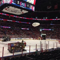 Photo taken at BB&T Center Center Ice by Earl J. on 3/28/2014