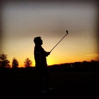 Photo taken at Bluff Creek Golf Course by Jordan on 11/10/2012