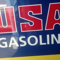 Photo taken at USA Gasoline by Troy D. on 4/11/2013