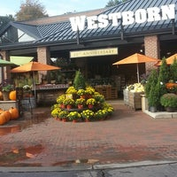 Photo taken at Westborn Flower Market by Betty W. on 9/30/2013