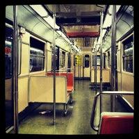 Photo taken at Metro Salvador by Gustavo B. on 10/26/2012