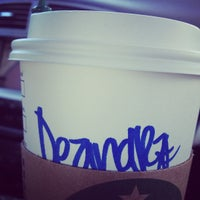 Photo taken at Starbucks by Diandra M. on 10/14/2012