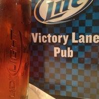 Photo taken at Miller Lite Victory Lane by Ben S. on 2/6/2013